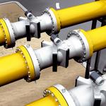 Custody transfer gas flow measurement