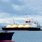 Metering at cryogenic temperatures: LNG boil-off