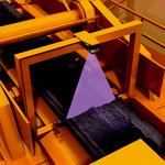 Monitoring conveyor belt operation