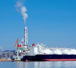 Emission monitoring on regasification boiler stacks