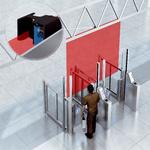 Anti-climb monitoring at automated boarding gates
