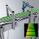 Reliable detection of packaging