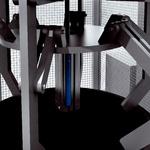 ロボットセル周辺のアクセス防護