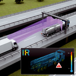 Detection of trucks at risk of fire