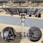 Heliostat – tracking in concentrated solar power plants