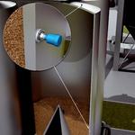 Skydd av biomassabunkrar och flismaskiner