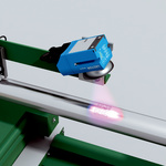 Reliable component detection for direct part marking