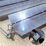 Parabolic trough – tracking in CSPs