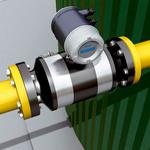 Biogasflöde