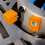 Monitoring of dust emissions