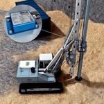 Monitoring the drilling angle