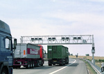 Классификация грузовых автомобилей для взимания платы в режиме многополосного свободного движения