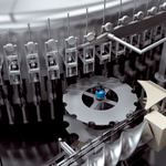 Synchronization of infeed systems