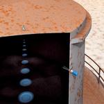 Belt drift detection on the conveyor belt
