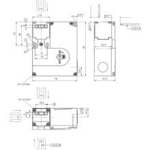 i15-EM0133 Lock