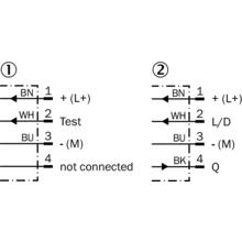 Details about  /1PC New SICK sensor VL18-4P3740