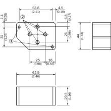 GLS1 adapter plate