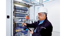 Überprüfung der elektrischen Ausrüstung