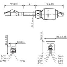 YMRJA4-100PN1MRJF4