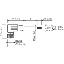 YG2B22-100PB1XLEAX