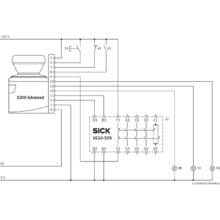 sick s300 wiring diagram enthusiast wiring diagrams u2022 rh rasalibre co Wiring Diagram Symbols HVAC Wiring Diagrams