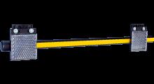 Muting arm for passive unit