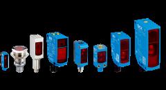 反射形光電センサと光電センサ