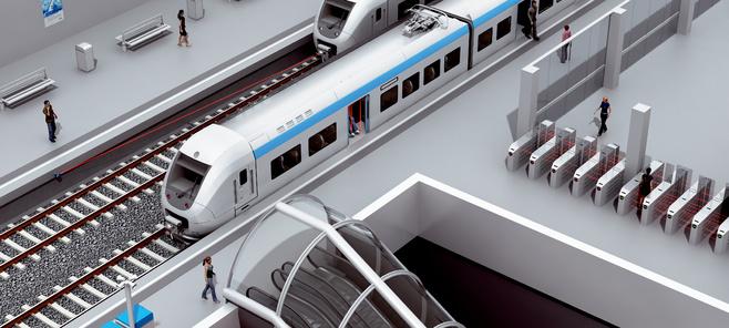 Gestión del tráfico ferroviario
