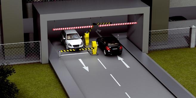 Системы для парковок