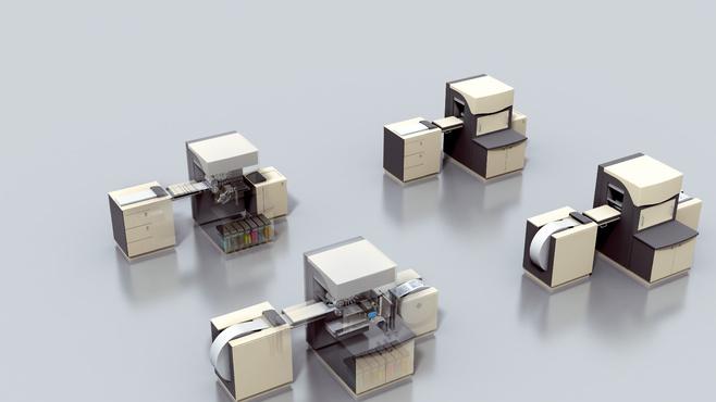 Drucksteuerung und -überwachung