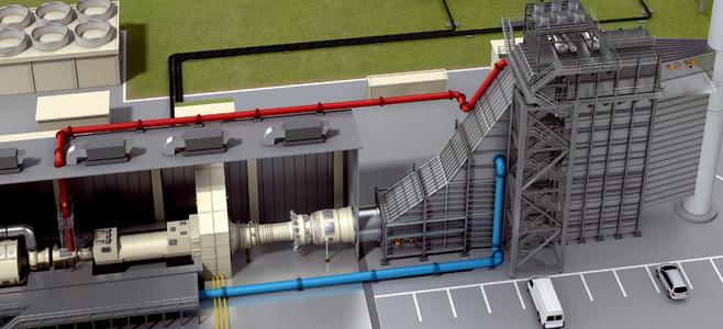 Surveillance du circuit de vapeur