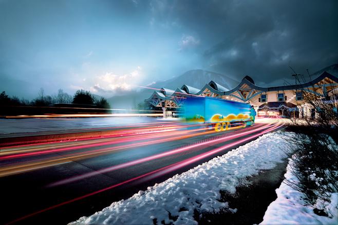 Трафик и перевозки