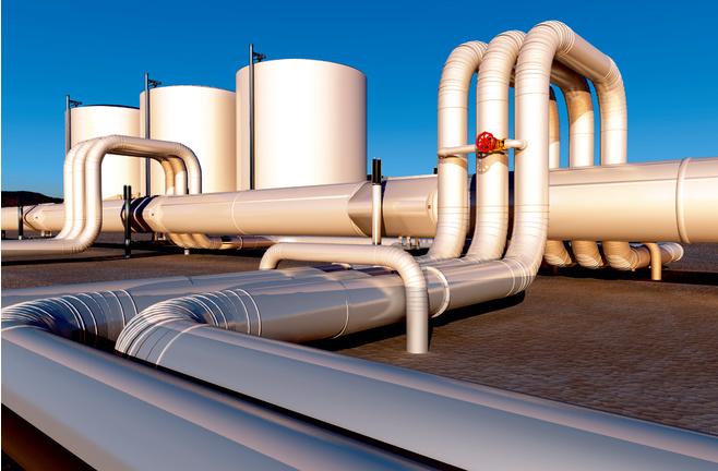Transport et stockage du gaz naturel