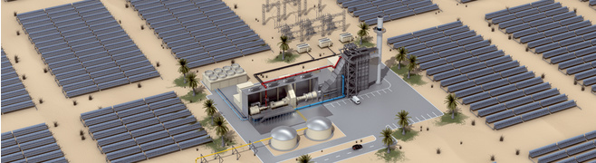 Gas-fired backup power generation