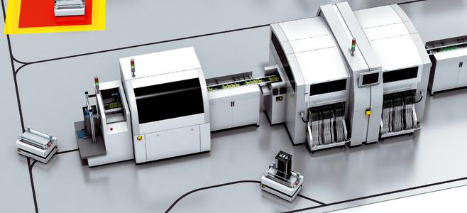 PCB handling and printing | SICK