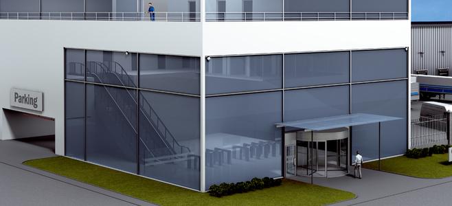 Ventajas, tejados, fachadas