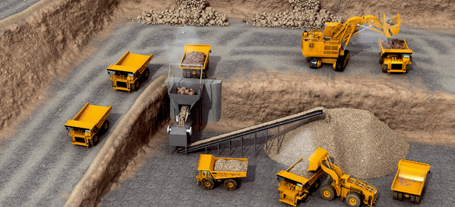 Vehicles for mining