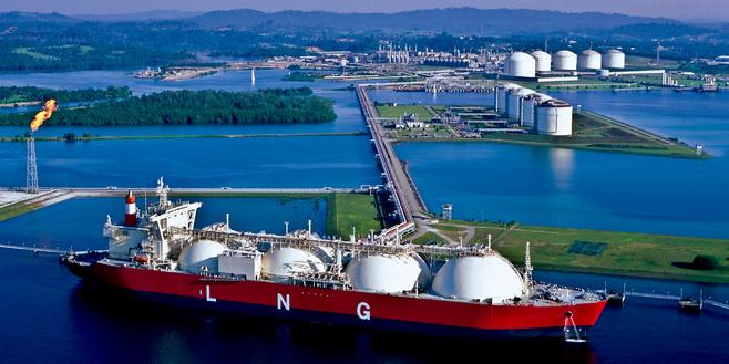 Transport et regazéification du gaz liquide