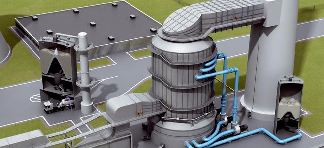 Wet flue gas desulfurization (FGD) system