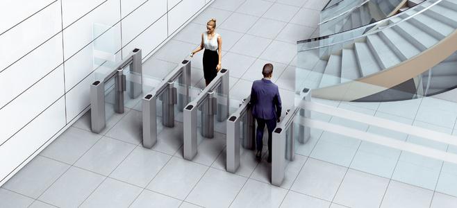 Access control gates