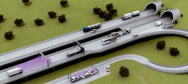 Lösningar för trafiksäkerheten på vägarna