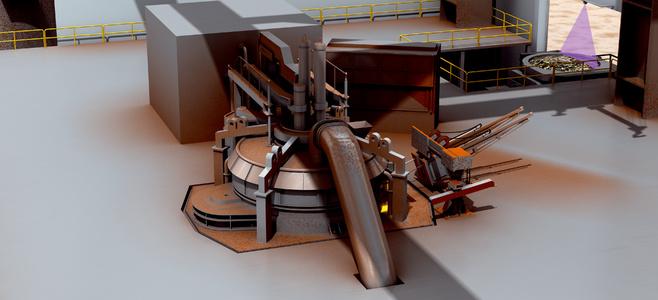 Furnace burner system