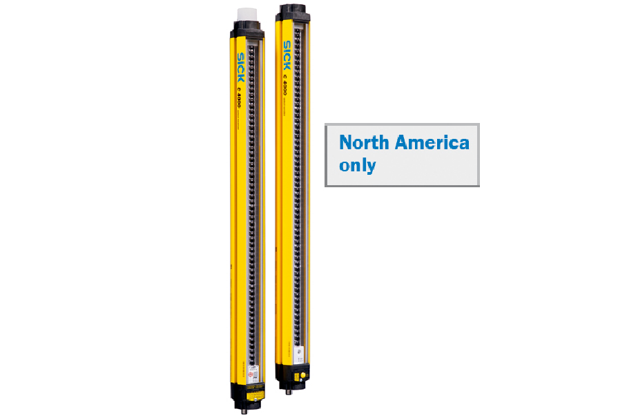 Sick Light Curtain Alignment Tool: C4000 Select