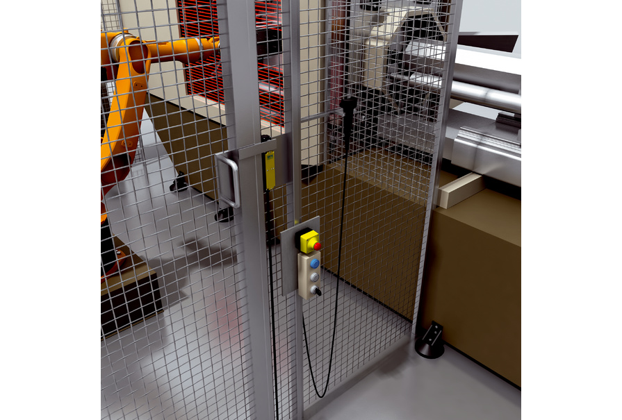 Access Protection For A Robot Cell Sick Havahart small animal trap is a mechanical trap for catching rats, weasels, chipmunks and flying squirrel. access protection for a robot cell sick