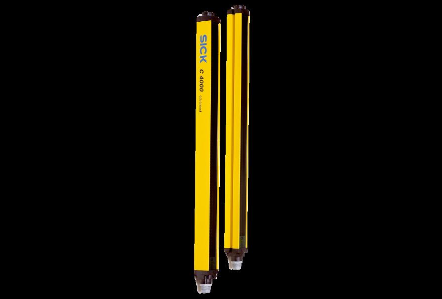 Sick Light Curtain Alignment Tool: C4000 Advanced