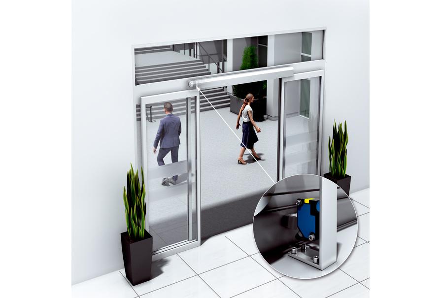 Detection On Automatic Sliding Doors