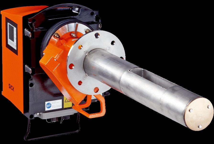 In-situ gas analyzers | GM32 | SICK