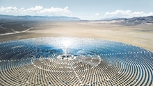 Prozesse in Solarkraftwerken optimieren – Sonne unter Strom