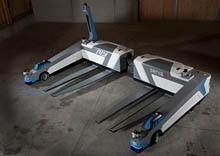 Geleceğin park etme çözümü: Akıllı sensörler, otonom park robotlarına kumanda ediyor