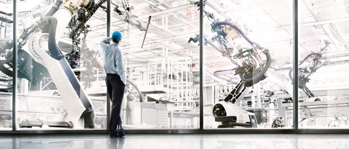 Lösungen für Fabrikautomation